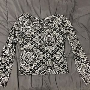Paisley Long Sleeve